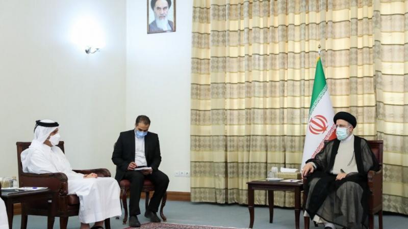 في زيارة لم يعلن عنها مسبقا.. وزير الخارجية القطري في طهران بعد أيام من زيارته واشنطن