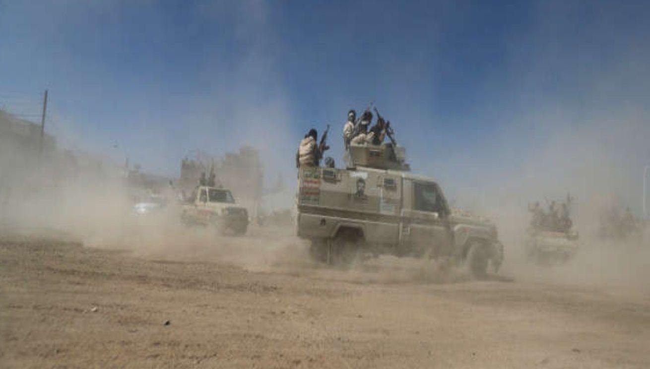 صحيفة: مليشيا الحوثي تسيطر على مديرية جبل مراد باتفاق أبرمته مع القبائل بعد أيام من انسحاب القوات الحكومية بأسلحتها الثقيلة